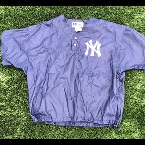 Vintage 90s Russell Athletic Yankees Short Sleeve